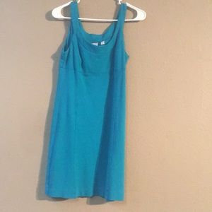 Blue New York And Company Size S Midi Dress